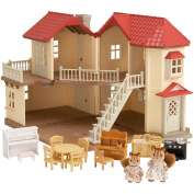 City House with Lights Gift Set 2746