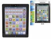 Kids Learning Tablet With Sound & Light Educational Functions