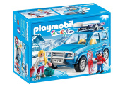 Playmobil 9281 Family Fun - Winter SUV