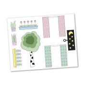 Lundby 60-5003-00 Decorating Sticker Sheet