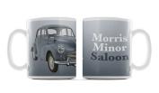 Morris Minor Saloon Classic Car, Cool Style, 300ml Ceramic Mug
