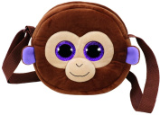 Ty Beanie Babies Ty Gear 95102 Coconut the Monkey Boo Shoulder Bag