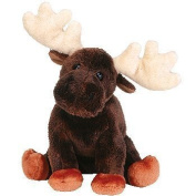 TY Beanie Baby - ZEUS the Moose by Ty