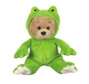 Ganz 6 Wee Bear Knit Plush, Frog by Ganz