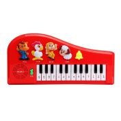 Musical Toys, Education Toy,Baby Kids Musical Educational Animal Farm Piano Developmental Music Toy