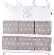 """Babymajawelt® bébé utensile """"STARS/étoiles"""" stockage pour le lit"""