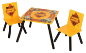 Kidsaw, JCB Muddy Friends Table and 2 Chairs