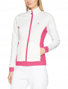 Island Green Women's Igltop1684-Zip Through Top