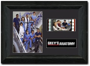 Grey's Anatomy Stunning FRAMED 35 mm Film Cell Display Comic con