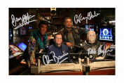 Red Dwarf Signed Autographed 21cm x 29.7cm A4 Photo Poster