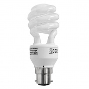 MiniSun Floor / Ceiling Light 13w BC B22 Energy Saving Daylight CFL Spiral Bulb