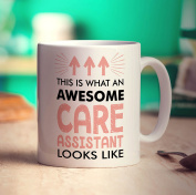 This is What An Awesome Care Assistant Looks Like Mug
