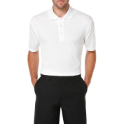 Ben Hogan Big Men's Performance Short Sleeve Solid Polo