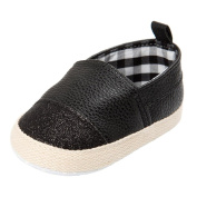 Lenfesh Baby Boys Shoe Casual Leter Shoes Sneaker Anti-slip Soft Sole Boat Shoes