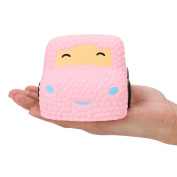 Hotsellhome Car Cartoon Squishies Slow Rising Cream Scented Decompression Soft Toys