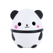 VNEIRW Cute Panda Jumbo Scented Squishies Slow Rising Baby Toys Squeeze Soft Toys Stress Relief Toys