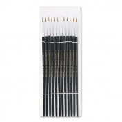 CLI Round Camel Hair Paint Brushes