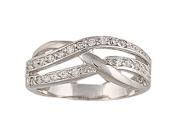 Montana Silversmiths Jewellery Women Ring Twin Channels RG2733