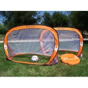 PASS Pop up Fold-able, Portable Soccer Goals.