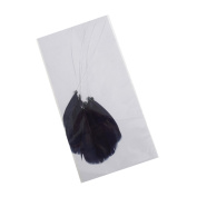 S & W Bridal B2156RY | Feather Pick | 7cm | Pack of 6 | Royal