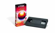 TDK T03157 VHS Video Cassette 180 – 180 Minutes Running Time