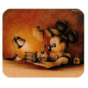 Custom Gaming Mouse Pad – Office Accessory Gift Mickey Mouse Pad Mouse Mat