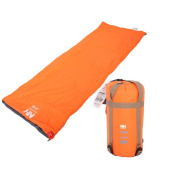 Ktaxon Lightweight Outdoor Camping Envelope Sleeping Bag with Compression Sack