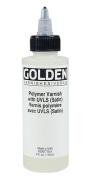 Golden 119ml Poly Varnish Satin