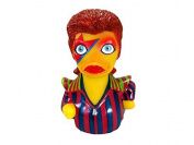 CelebriDucks Ziggy StarDuck Rubber Duck Bath Toy