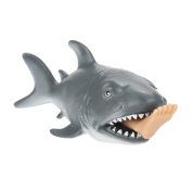 VNEIRW Funny Shark Jumbo Scented Squishies Slow Rising Baby Toys Squeeze Soft Toys Stress Relief Toy