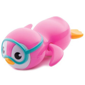 Baby Bath Toys, Clockwork Wind Up Swimming Penguin Bath Toy Gift Beauty Top