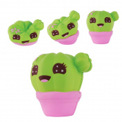 iiniim Squishies Cactus Scented Jumbo Slow Rising Kawaii Squishies Stress Relief Toy for Collection Gift