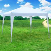 3mx3m Outdoor Canopy Party Wedding Tent Straight Leg Heavy Duty Gazebo Patio Pavilion Yard Shelter