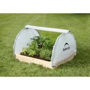 GrowIt Backyard Raised Bed Greenhouse, Round Style