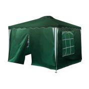 Aleko 3m W x 3m D Steel Pop-Up Canopy