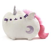 Gund Super Pusheenicorn Stuffed Pusheen Plush Sound and Lights Unicorn Animal Toy