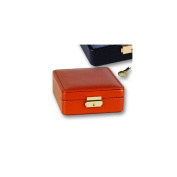 Budd Leather Men's Leather Goods Jewellery Box
