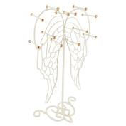 Ikee Design Metal Angel Wing Jewellery Organiser