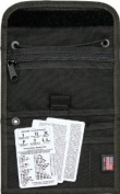 Esee Passport Case and Pen Black PASSPORT CASE -B Multi-Coloured