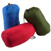 Large Single Sleeping Bag Warm Soft Adult Waterproof Camping Hiking