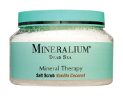 Mineralium Dead Sea Mineral Therapy Salt Scrub - Vanilla & Coconut 500ml