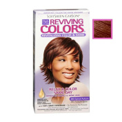 Dark And Lovely Relax And Colour Same Day 393 Haircolor, Spiced Auburn - 1 Kit