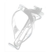 Plastic Lightweight Cycle Bicycle Bike Water Bottle Holder Cage Bracket Clear