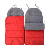 KIMODO Baby Toddler New Universal Travel Essential Deluxe Snug Footmuff Cosytoes