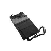 Design61 Car Back Seat Pocket Back Seat Car Organiser Pocket Organiser in Black