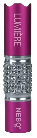 Lumiere Flashlight 50 Nebo Jewelled Tools Lumen Pink 5614 OPuwkXiTZ