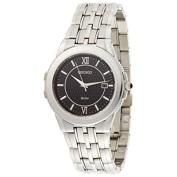 seiko men's skk637 le grand sport silver-tone watch