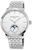 Frederique Constant Slimline Moonphase Mens Watch FC-705S4S6B