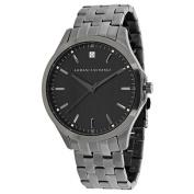 Armani Exchange Men's Hampton Watch Quartz Mineral Crystal AX2169