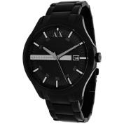 Armani Exchange Men's Classic Watch Quartz Mineral Crystal AX2104